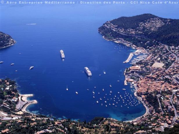 Site internet CCI ports Côte d'Azur