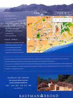 Brochure promoteur immobilier