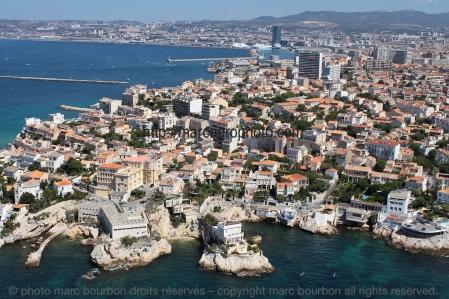 Marseille vue d'ensemble