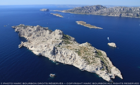archipel du Riou