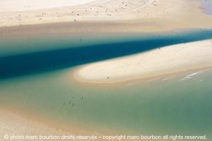Arcachon plage de la Salie