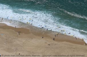 plage de Lacanau Océan