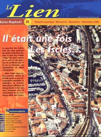 Magazine ville de Saint Raphaël
