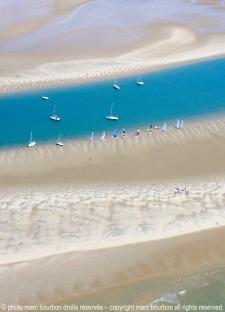 Cordouan banc de sable