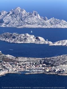 Marseille les Goudes et Riou