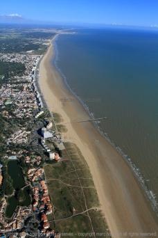 la côte Vendéenne et Saint Jean de Monts