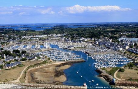 Port d'Arzon Morbihan