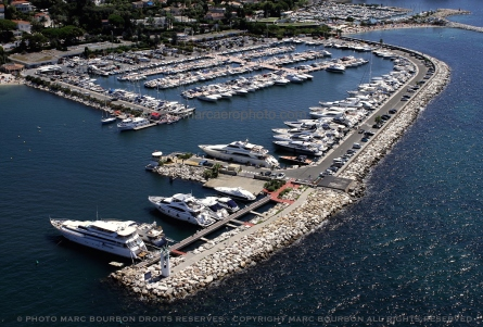 port la Gallice Antibes