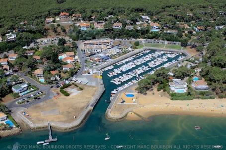 Port de la Vigne Bassin d'Arcahon