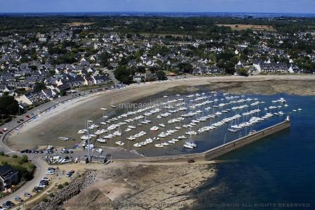 Port de Sarzau Morbihan