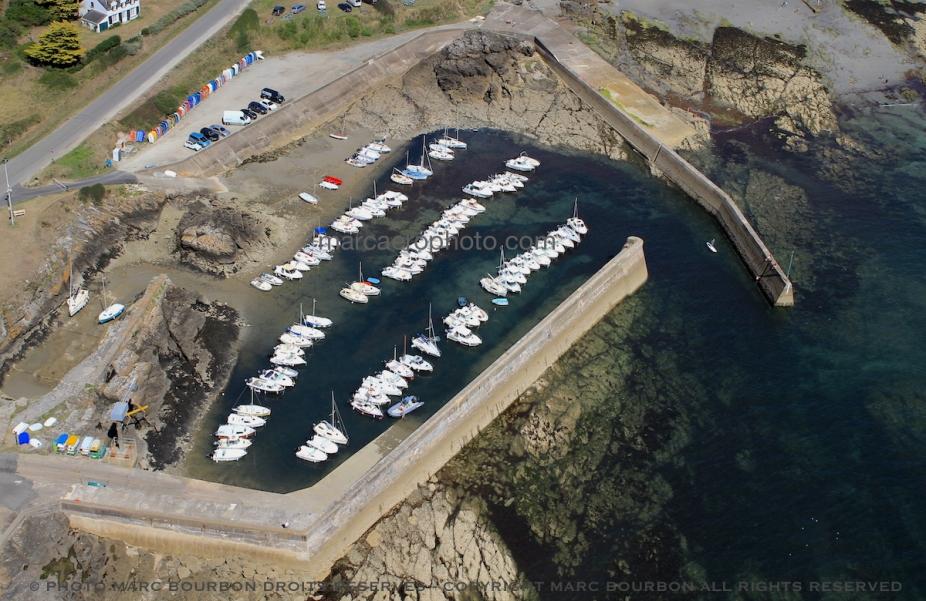 Port de Saint Jacut de la Mer Côtes d'Armor