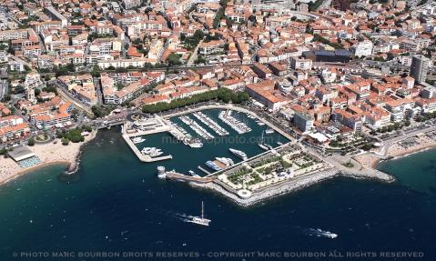 Vieux Port de Saint Raphaël